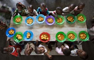 Congo orphans