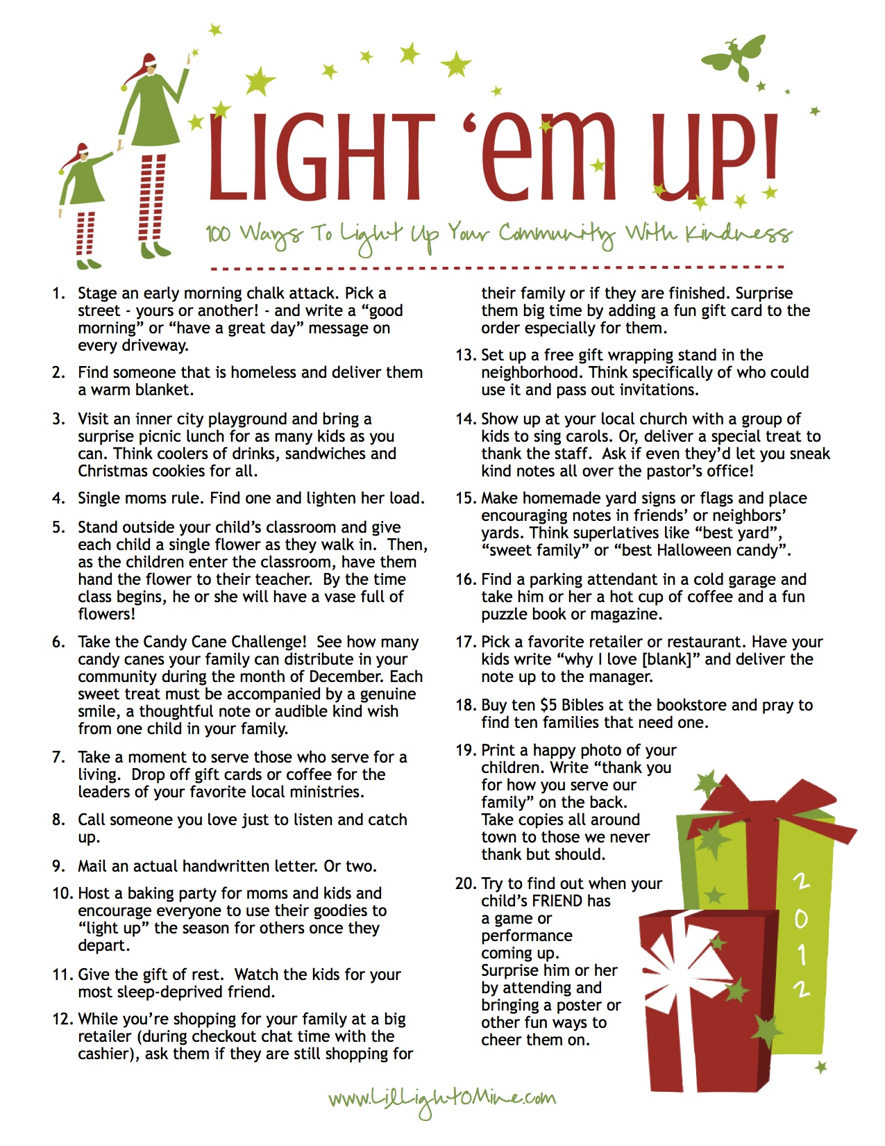 Light Em Up 100 Ideas FINAL
