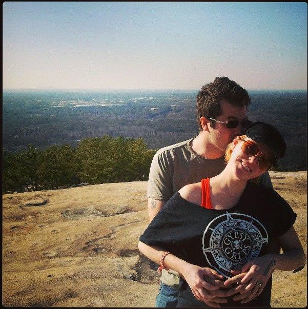 Matt and Clarissa