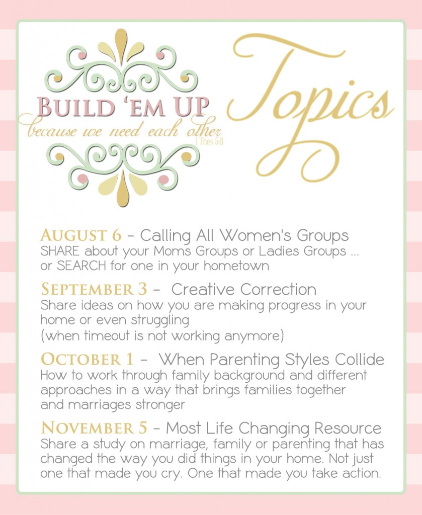 build em up topics 2