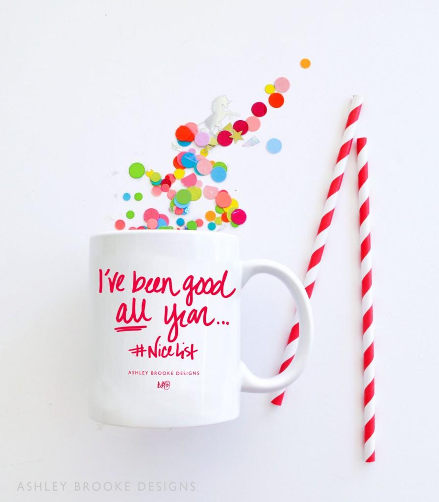 #NiceList - Ashley Brooke Designs