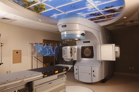 Linear Acceleratar Room