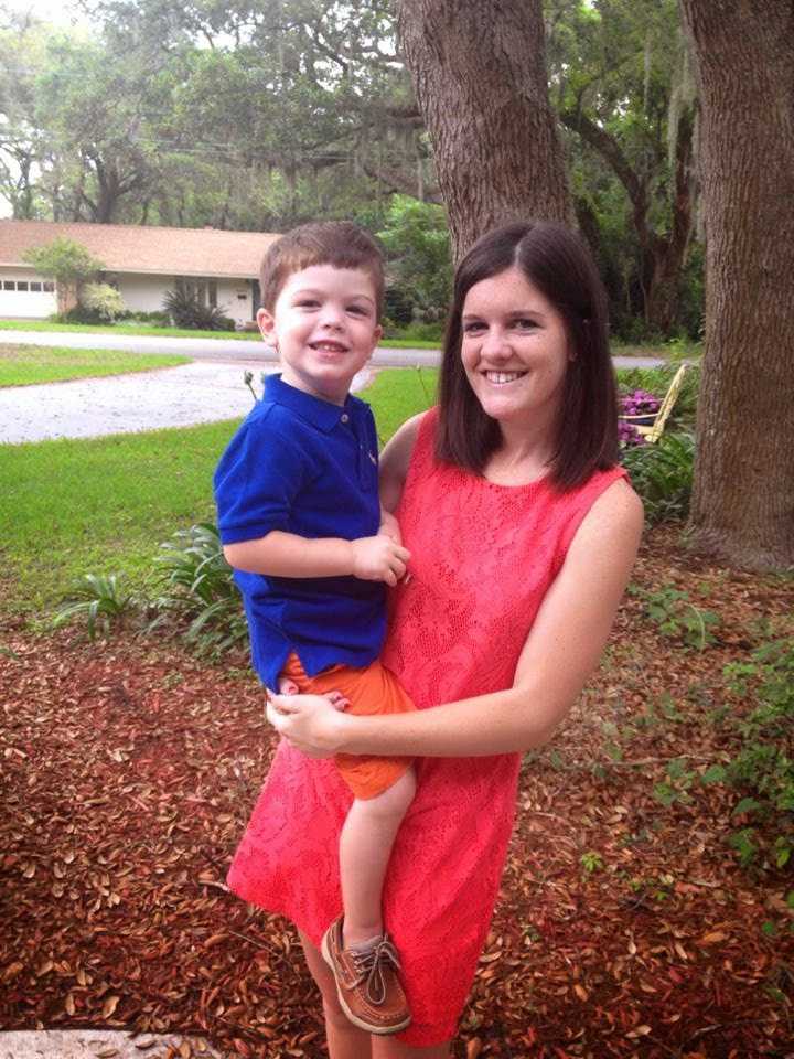 Guest Post by Momma Fussell