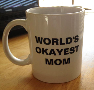 Guest Post by World's Okayest Mom - Courtney DeFeo