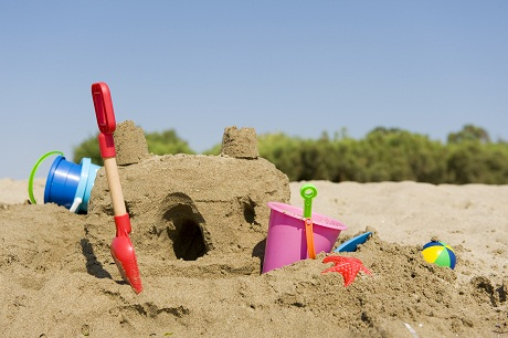 sand-castle-and-toys