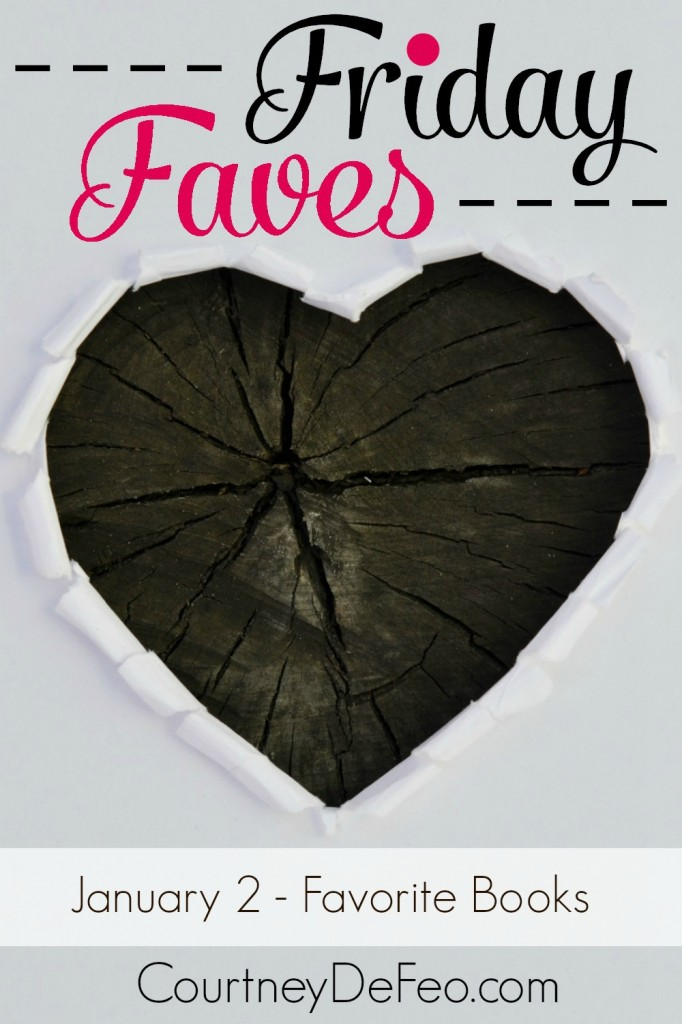 Friday Faves January 2 books
