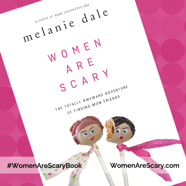 Interview with Melanie Dale, Author of Women Are Scary