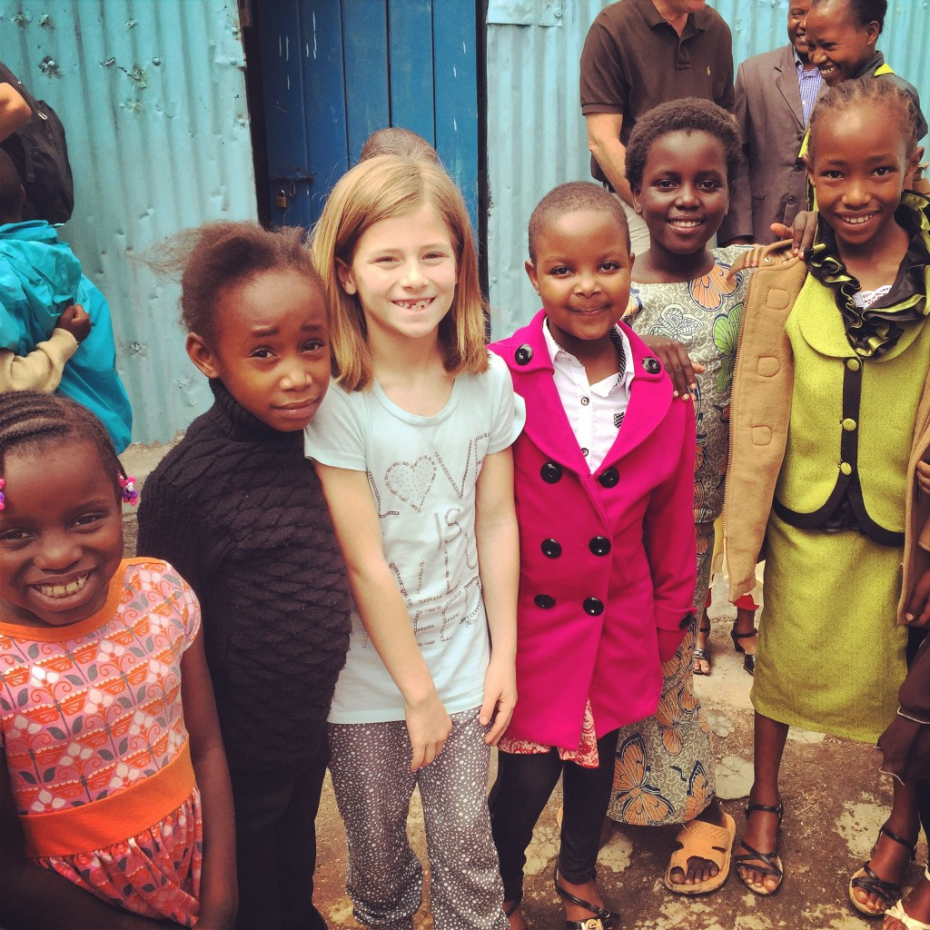 How Africa Changed My Children