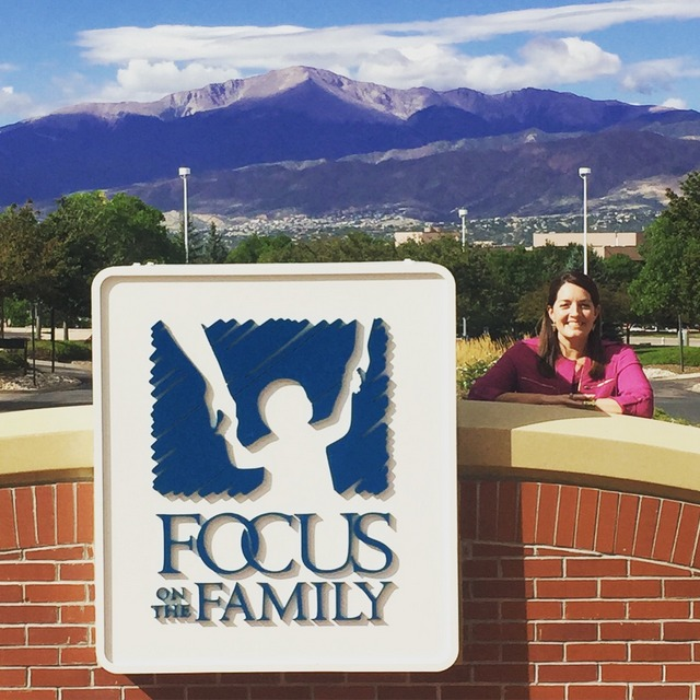 Don't miss Focus on the Family!