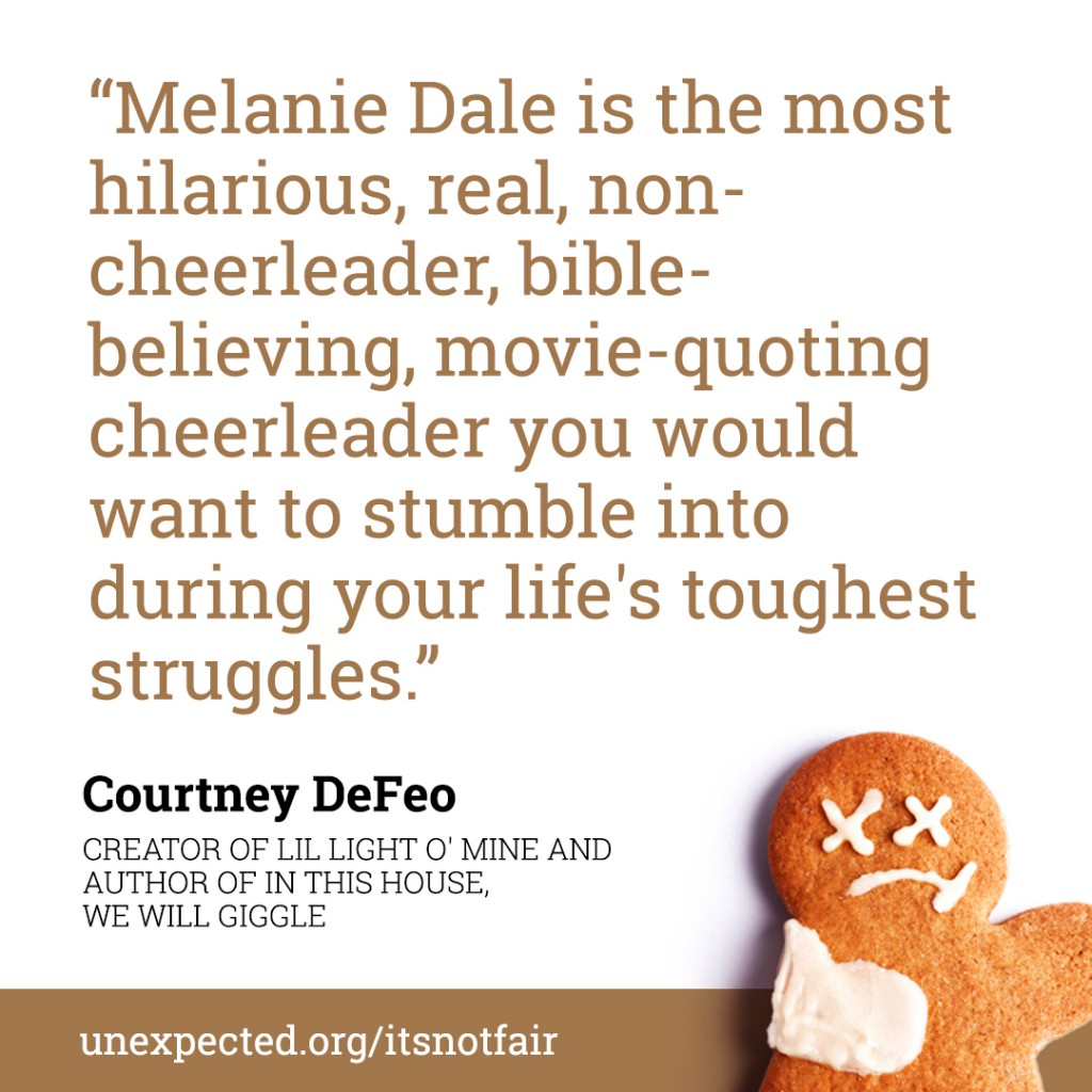 Interview with Melanie Dale